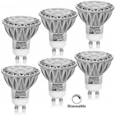 7 Watt GU10 LED Spotlight Cool White Dimmable - 50W Replacement